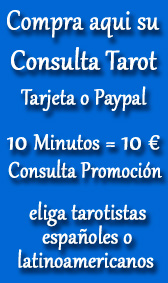 consultas tarot videncia tarjeta visa paypal