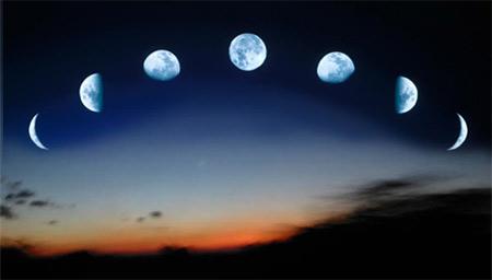 AstroPampa | La Luna: De las Cosas que hay en el cielo...