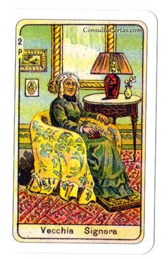 La vieja Dama