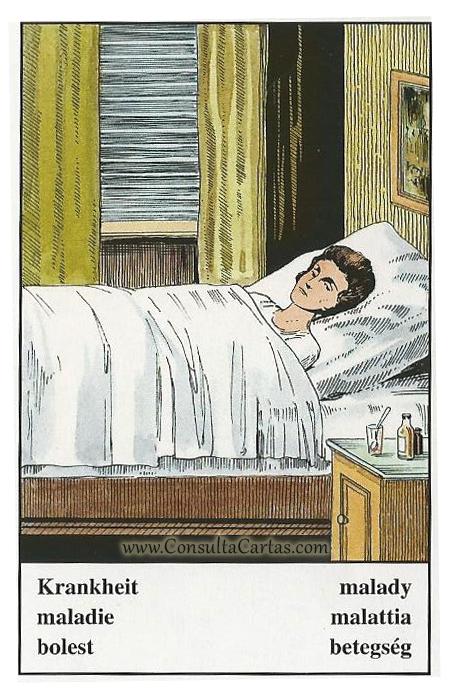 La Enferma